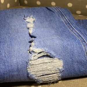 Perfect straight ankle jeans